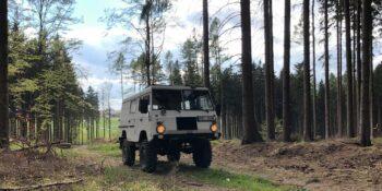 Volvo C303 Camper